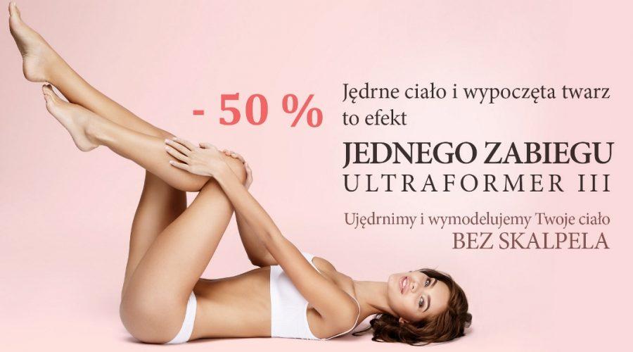 ULTRAFORMER III – PROMOCJA – 50%